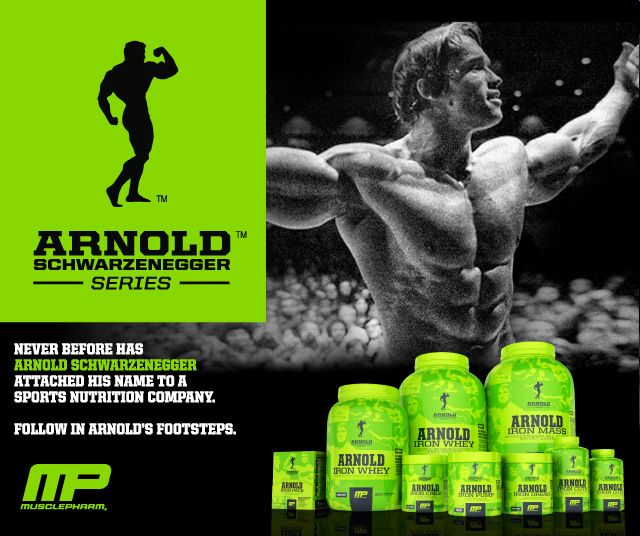 Aumentare massa muscolare Arnold