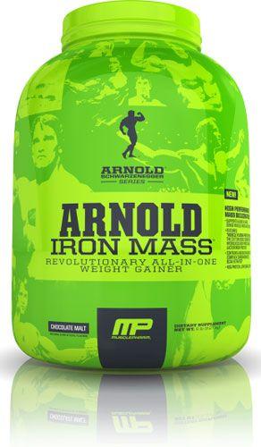 integratori proteine migliori Iron mass