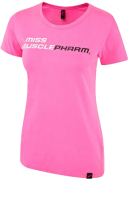 Ladies T-shirt Miss MP Pink