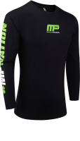 Rashguard Long Sleeve Black